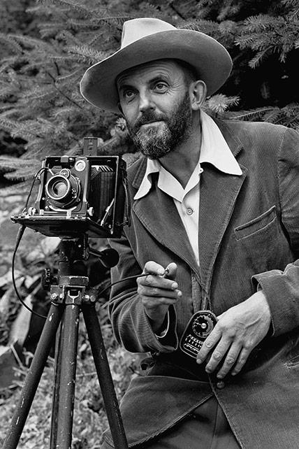 Ansel Adams | Famous Landscape Photographer