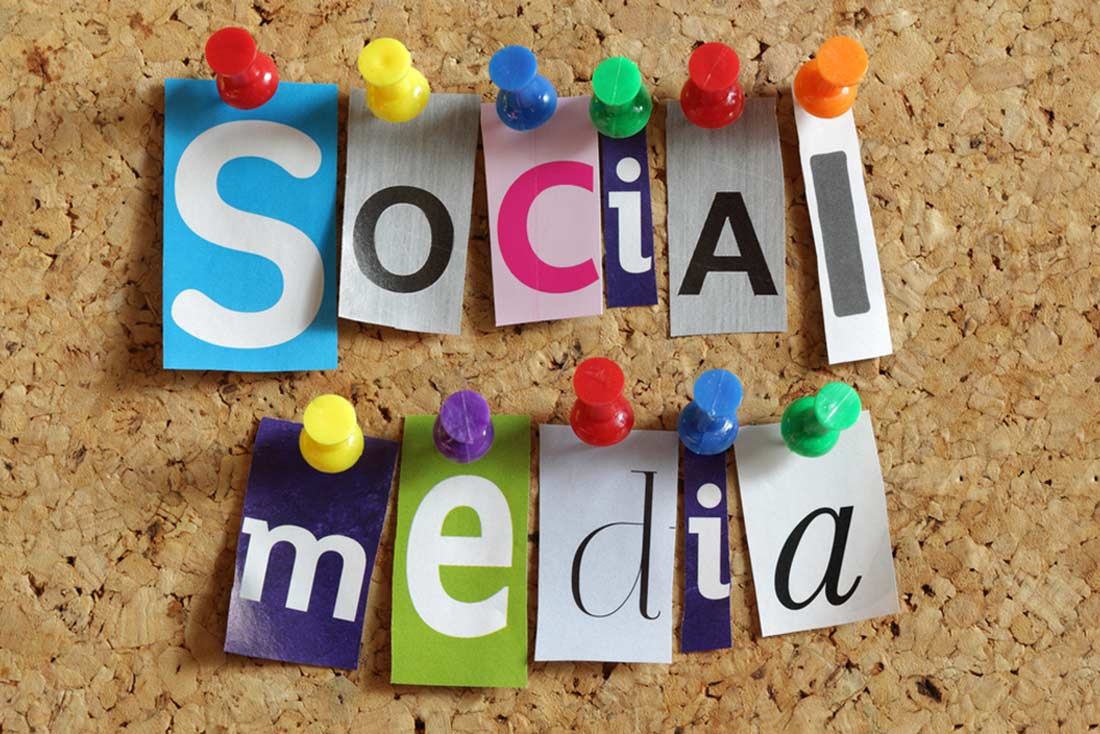 Social Media Landscape Photography